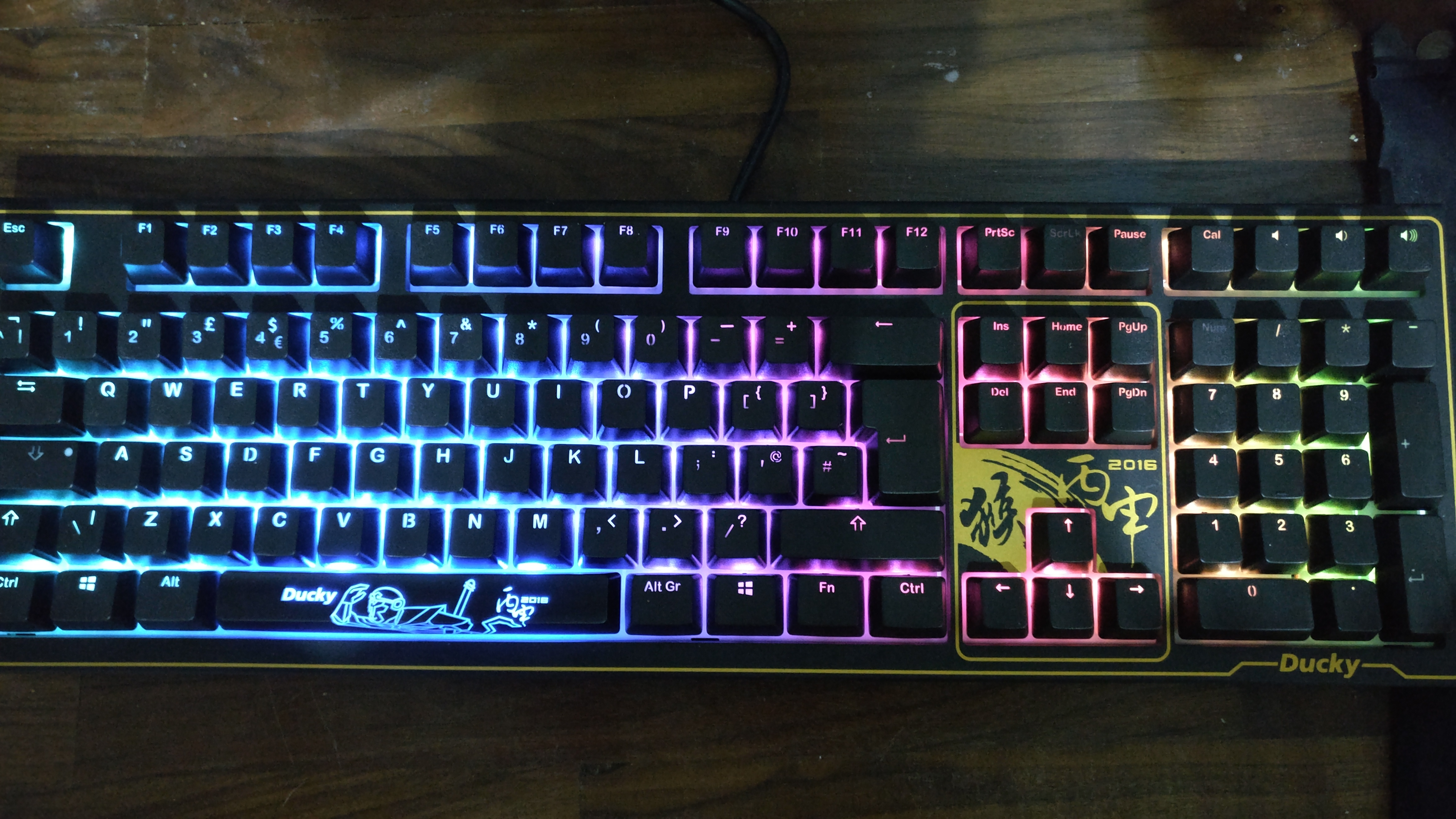 Best Gaming Keyboards Our Picks For The Top Budget Mid Tier And Ducky Shine 6 Special Edition Rgb Cherry Mx Brown Runner Up Switches