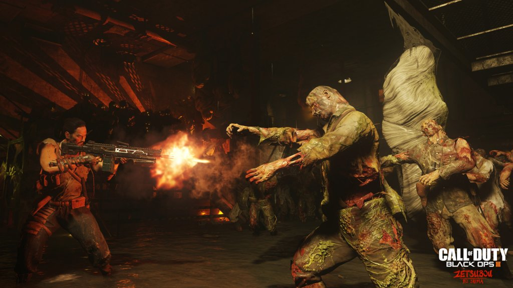 Revealed New Black Ops 3 Zombies Chronicles Gameplay Trailer