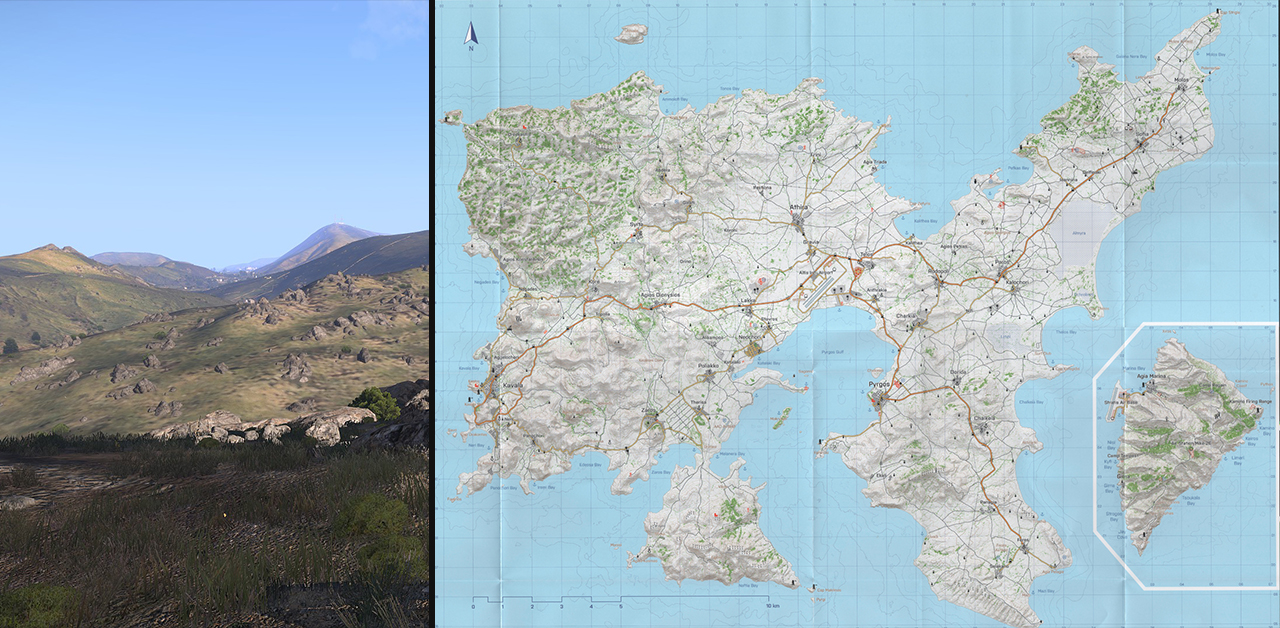 the amazingly realistic online multiplayer that is arma 3 comes with an enormous island called altis besides the size altis isnt a half bad place to