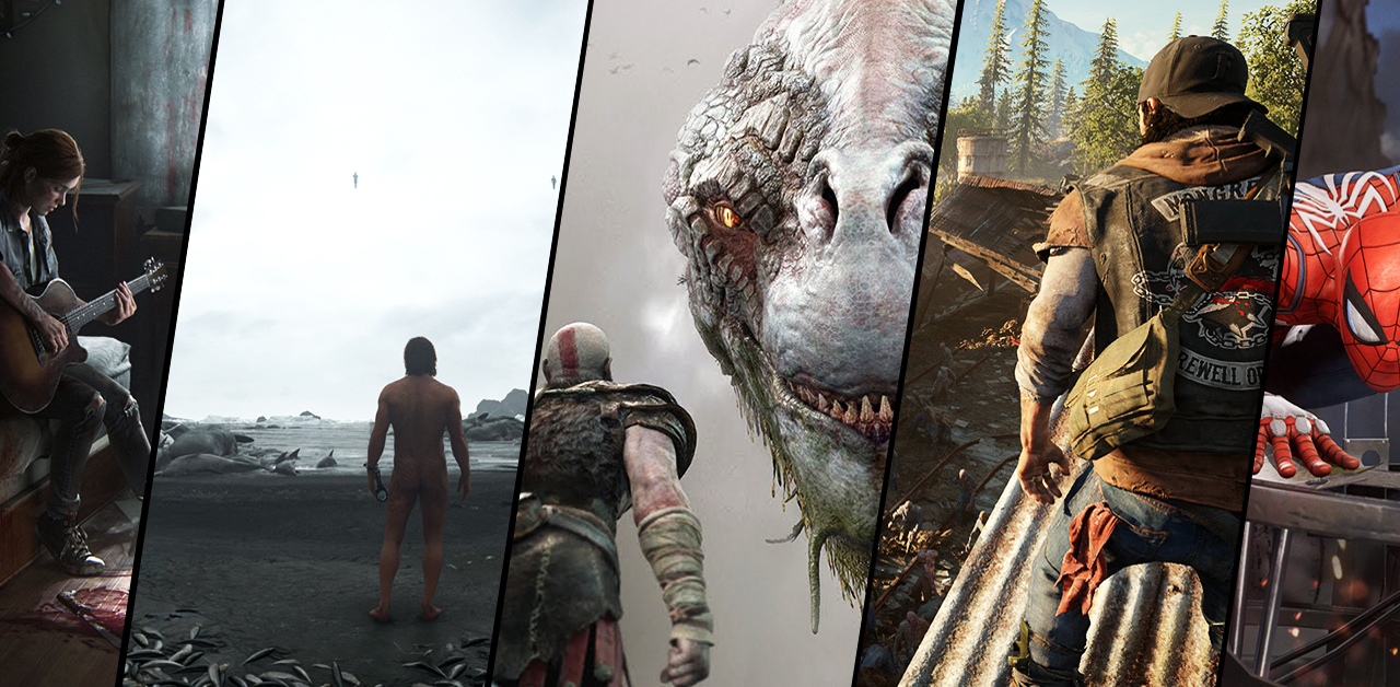 Ps4 Games That Are Releasing : Ps exclusive games releasing in
