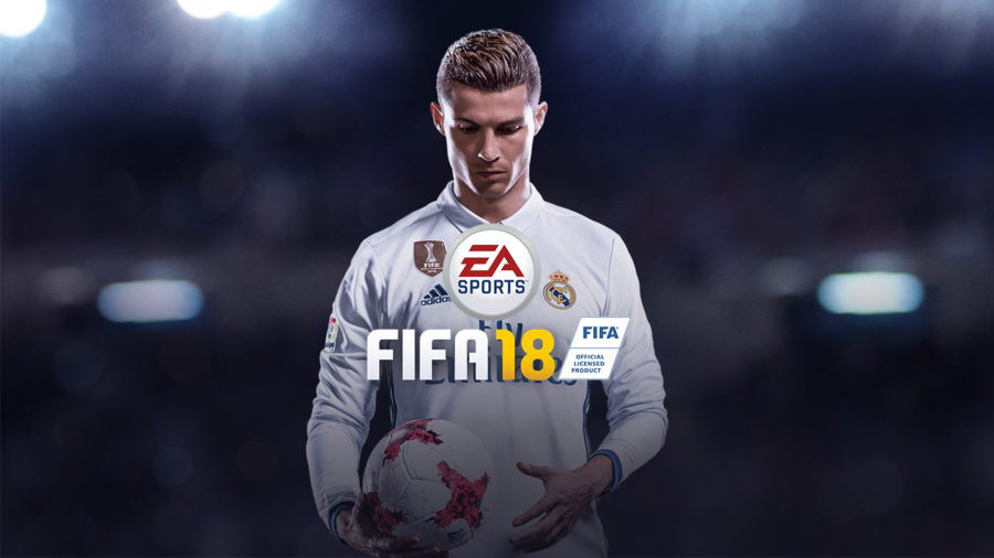 Fifa 18 Announced With Christiano Ronaldo Shining On Cover