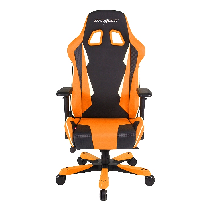 Superbe DXRacer King Series PC Gaming Chair   OH/KS28/NO (Black Orange) | Game  Hypermart