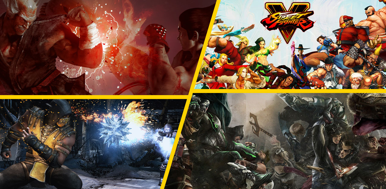 Best PS4 Fighting Games Right Now