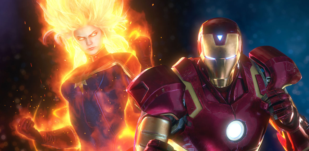 The Epic Clash Between Two Universes Returns With Marvel vs. Capcom: Infinite!