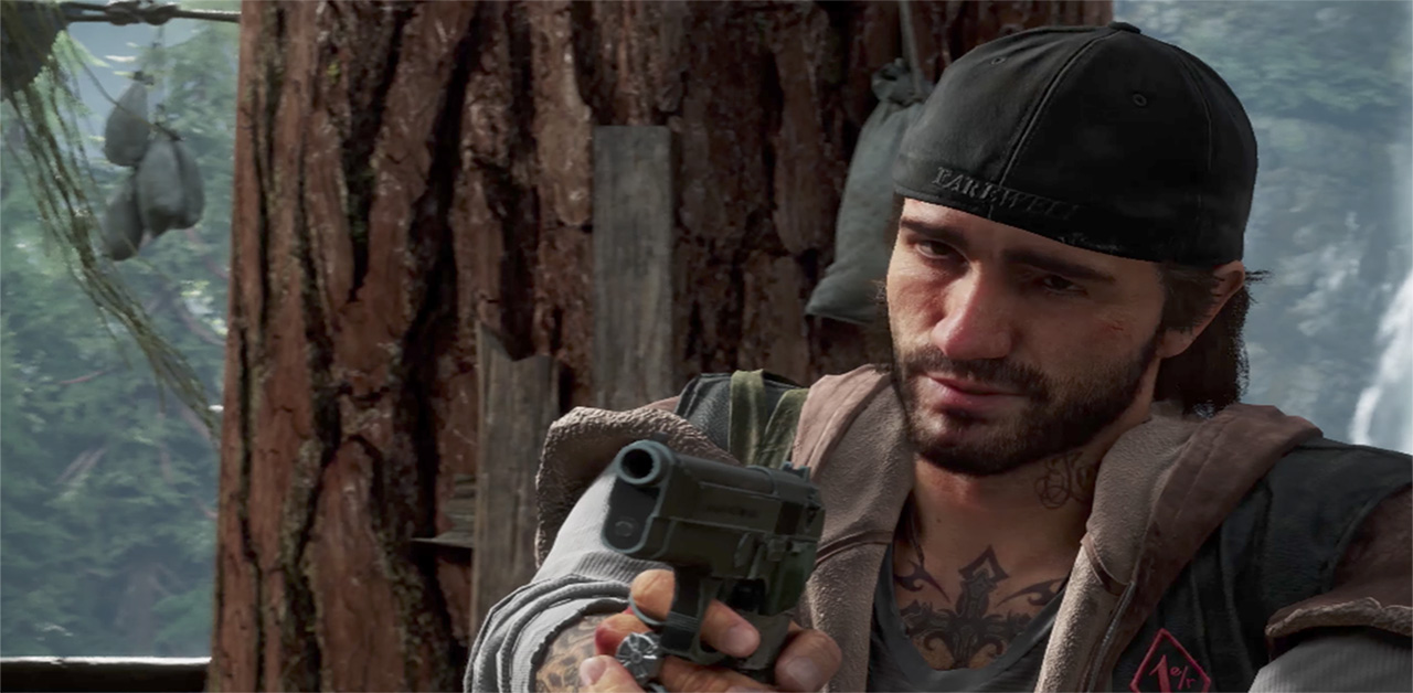 Days Gone Alternate Playthrough E3 2017