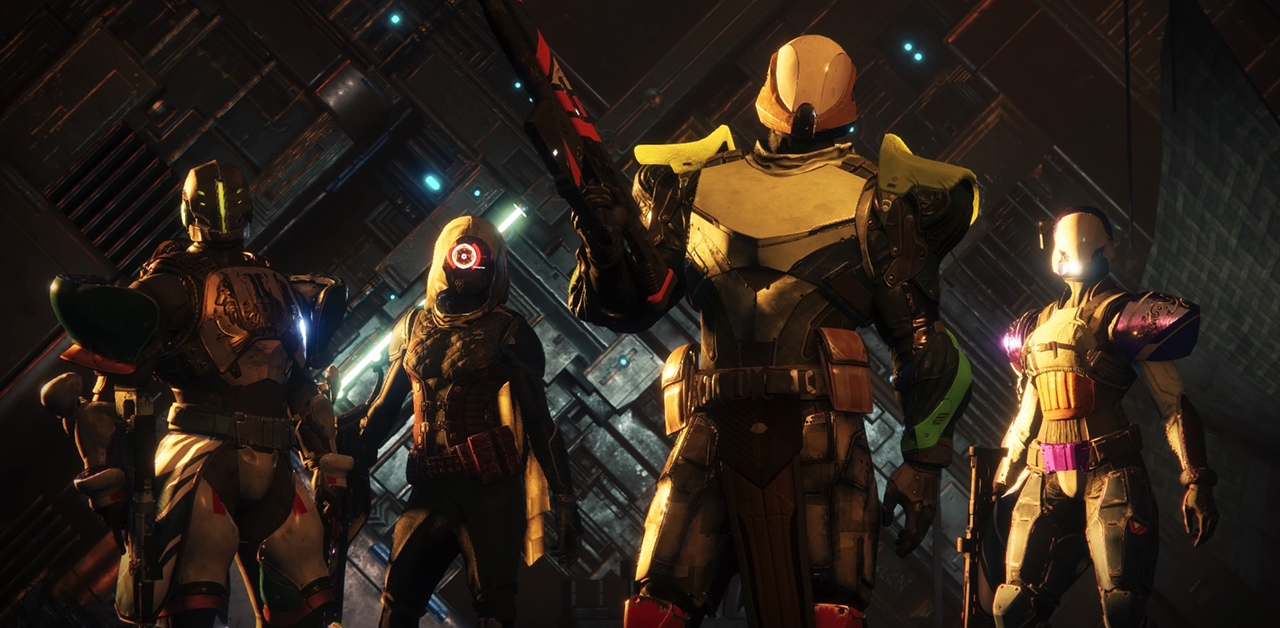 Destiny 2's Final PC Requirements