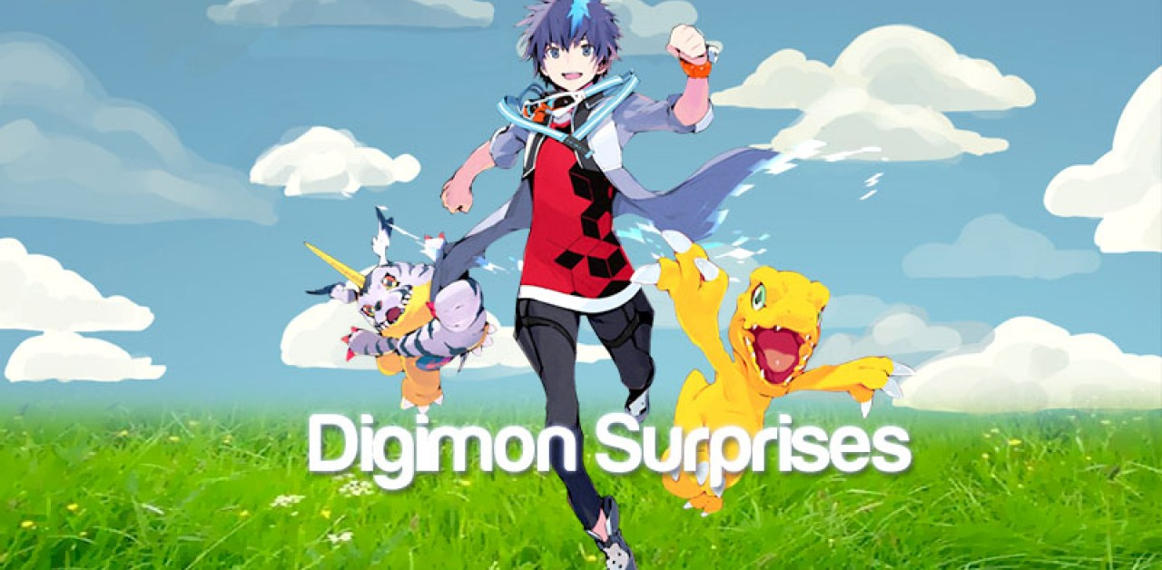 Digimon World: Next Order reveals itself with new 'surprises'!