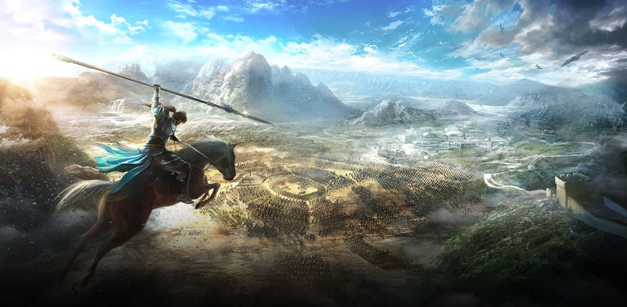 Dynasty Warrior 9 Announced Goes For Open-world