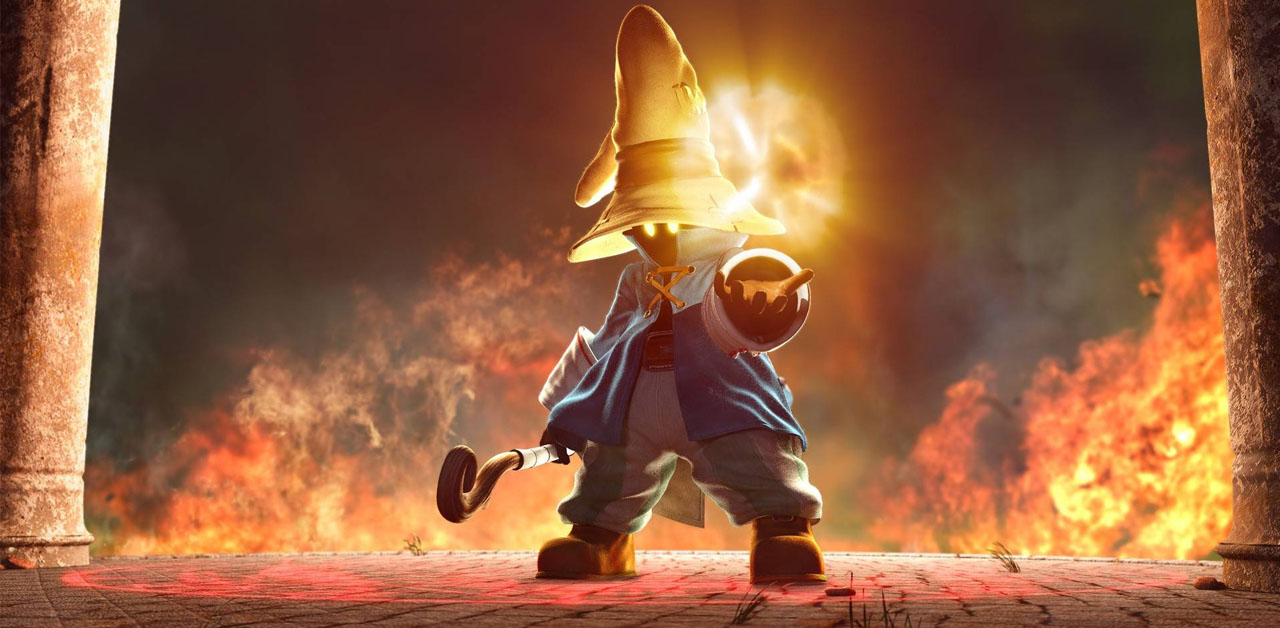Final Fantasy IX is back!