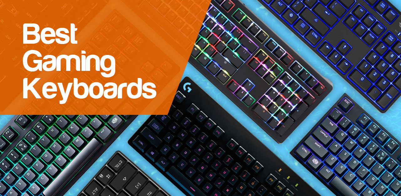 Best gaming keyboards: Our picks for the top budget, mid-tier, and RGB boards