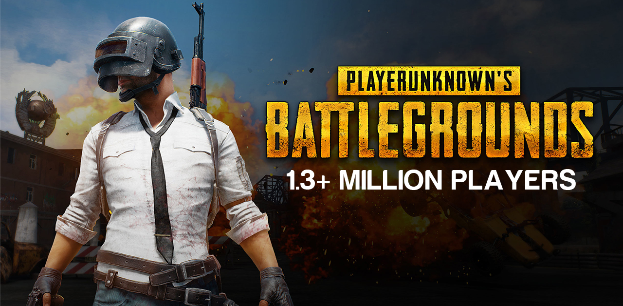 PUBG Shatters Dota 2's Highest Concurrent Player Record