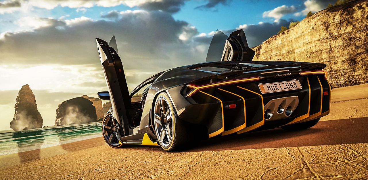 Forza Horizon Developer Hires Big Devs For Open-World Action RPG