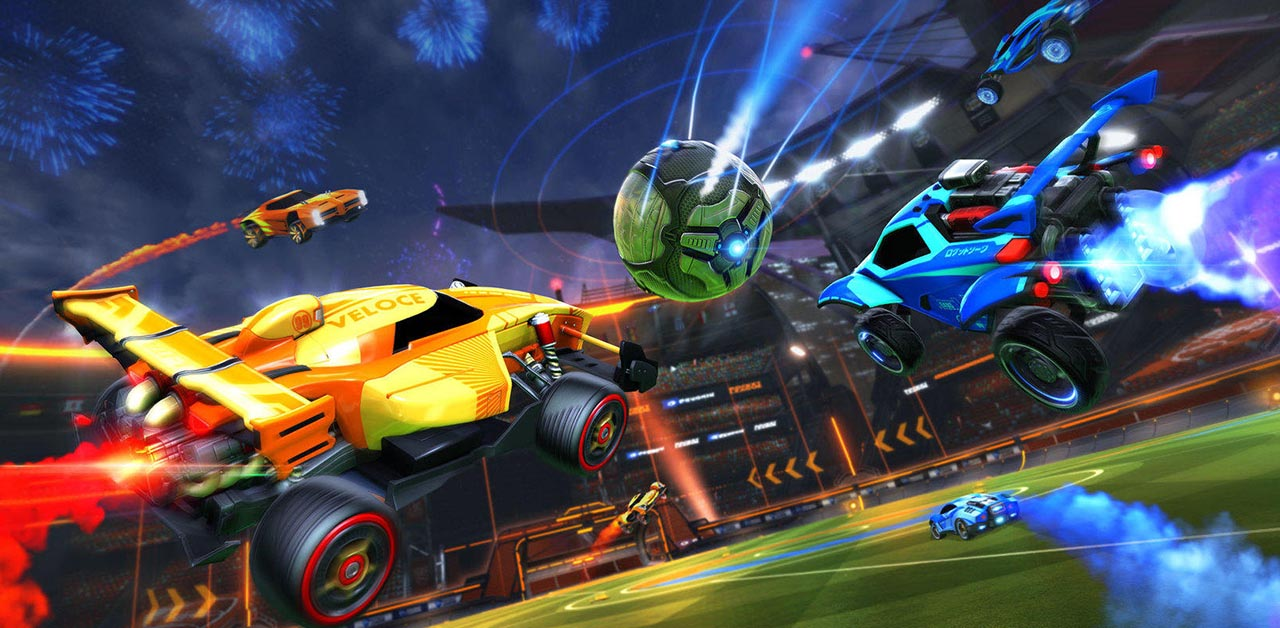 Rocket League: Autumn Update & Cross-Platform