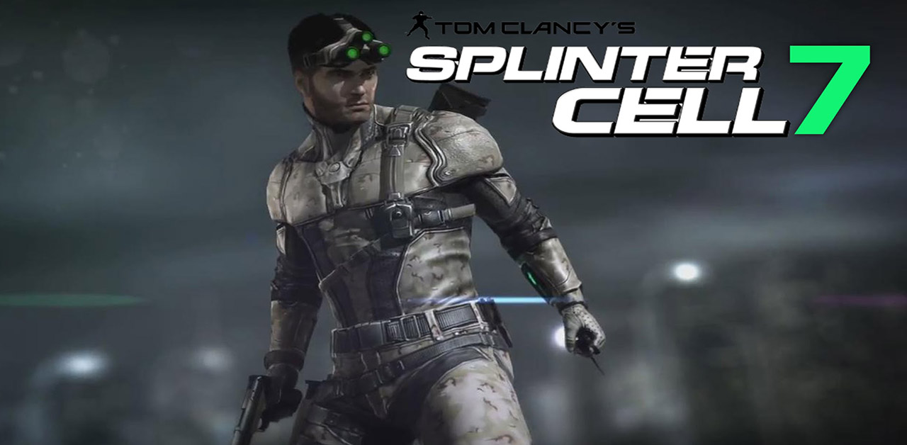 Ubisoft Teases New Splinter Cell Game