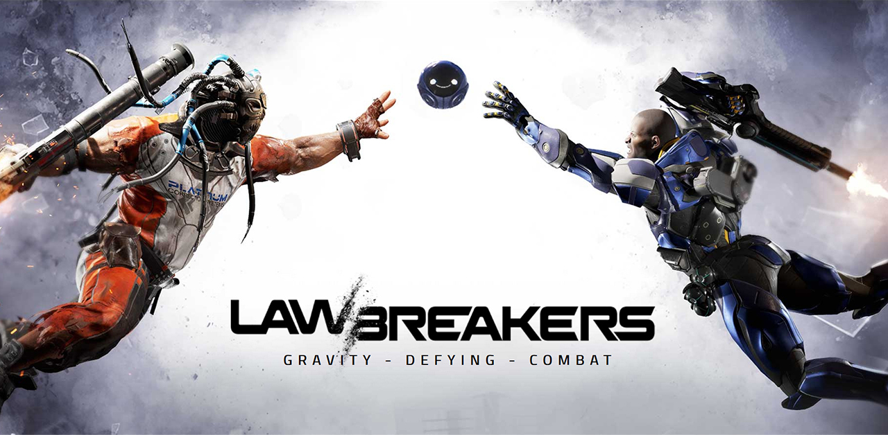 LawBreakers Free To Play On Steam This Weekend