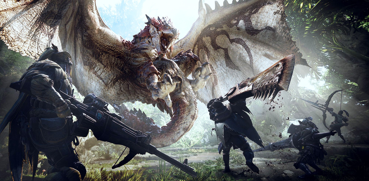 Monster Hunter: World Release Date Set, Pre-order Bonus