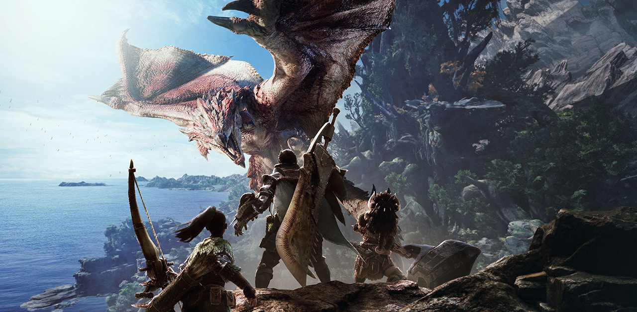 Monster Hunter: World 40 Minutes Of Gameplay