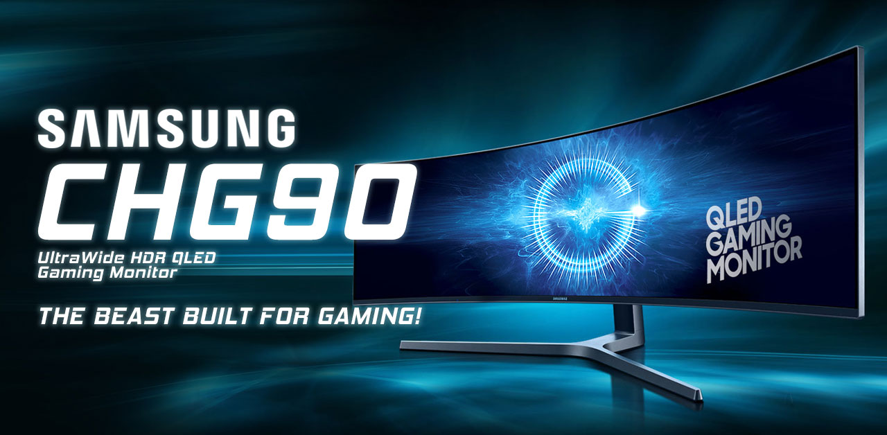 Samsung's Newest 49'' Beast, Available For Pre-Order October 1st