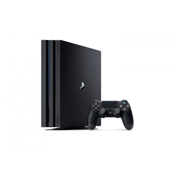 Sony Playstation 4 Pro 1tb Console Game Hypermart