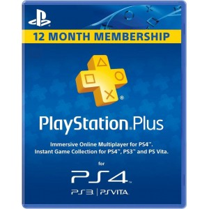 PlayStation Plus 12-Month