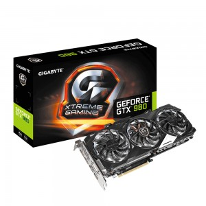Gigabyte GeForce  GV-N980XTREME-4GD