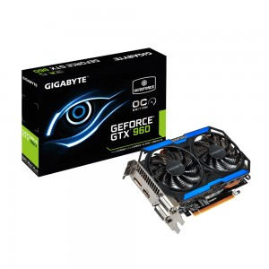 Gigabyte GeForce GV-N960OC-2GD